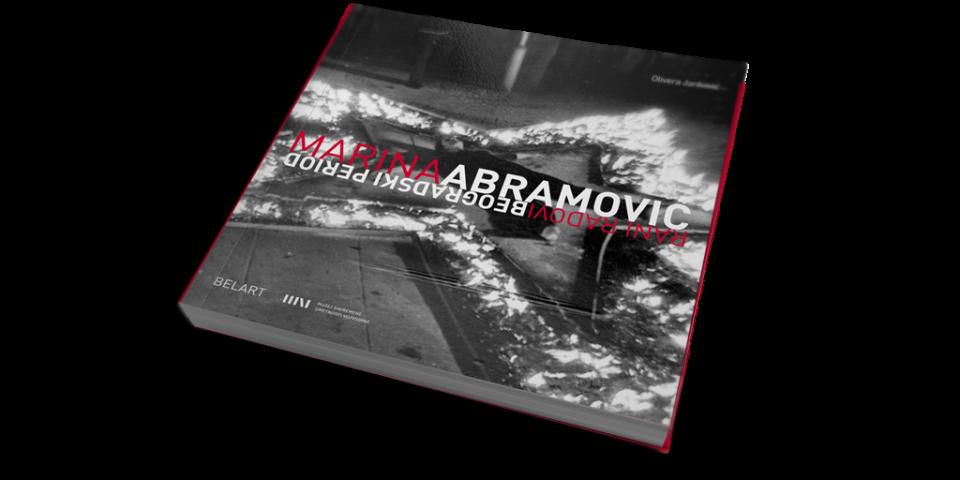 Marina Abramović: Rani radovi-beogradski period