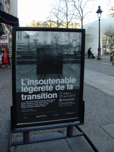 Izložba Nepodnošljiva lakoća tranzicije otvorena u SKC u Parizu