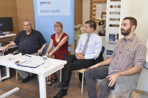 Održana konferencija za štampu povodom otvaranja festivala Dunavski dijalozi 2017