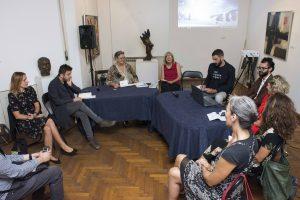 Održan okrugli sto Temišvar – Novi Sad: aktuelna umetnička scena i perspektive saradnje na putu ka Evropskoj prestonici kulture 2021
