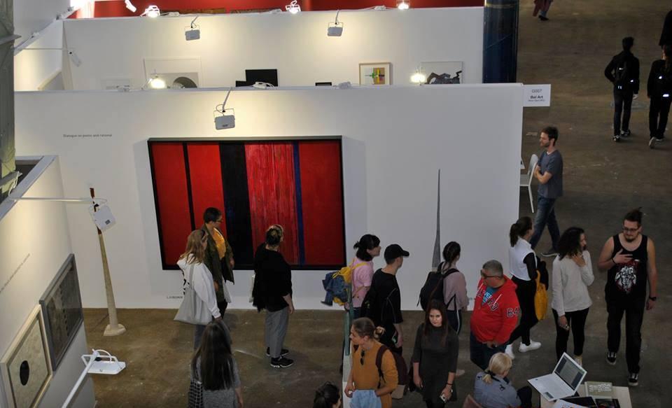Galerija Bel Art na izložbi Artmarket Budapest