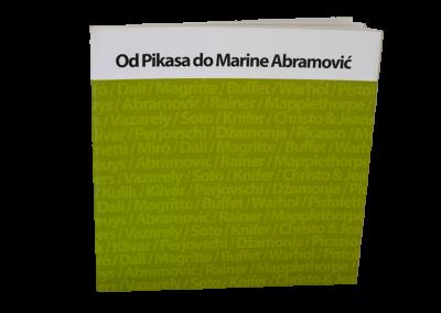 Od Pikasa do Marine Abramović