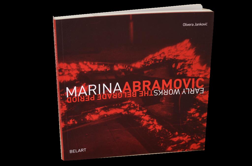 Marina Abramović, Early works-the Belgrade period