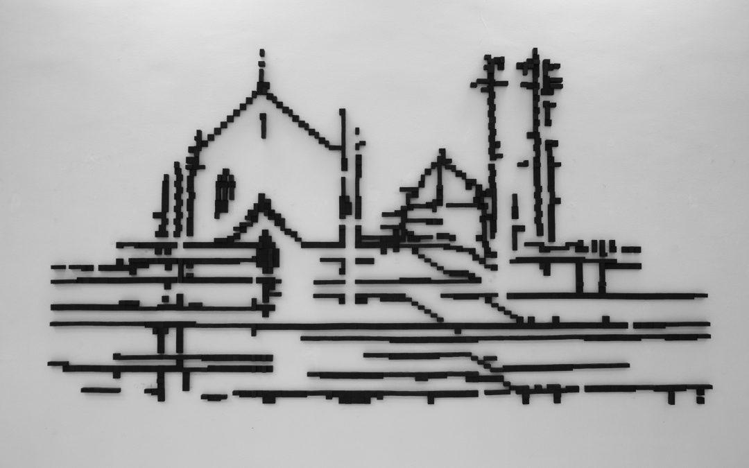 Umetnički dijalozi niz Dunav: od Apatina do Kladova – REZIME u Zbirci strane umetnosti Muzeja grada Novog Sada