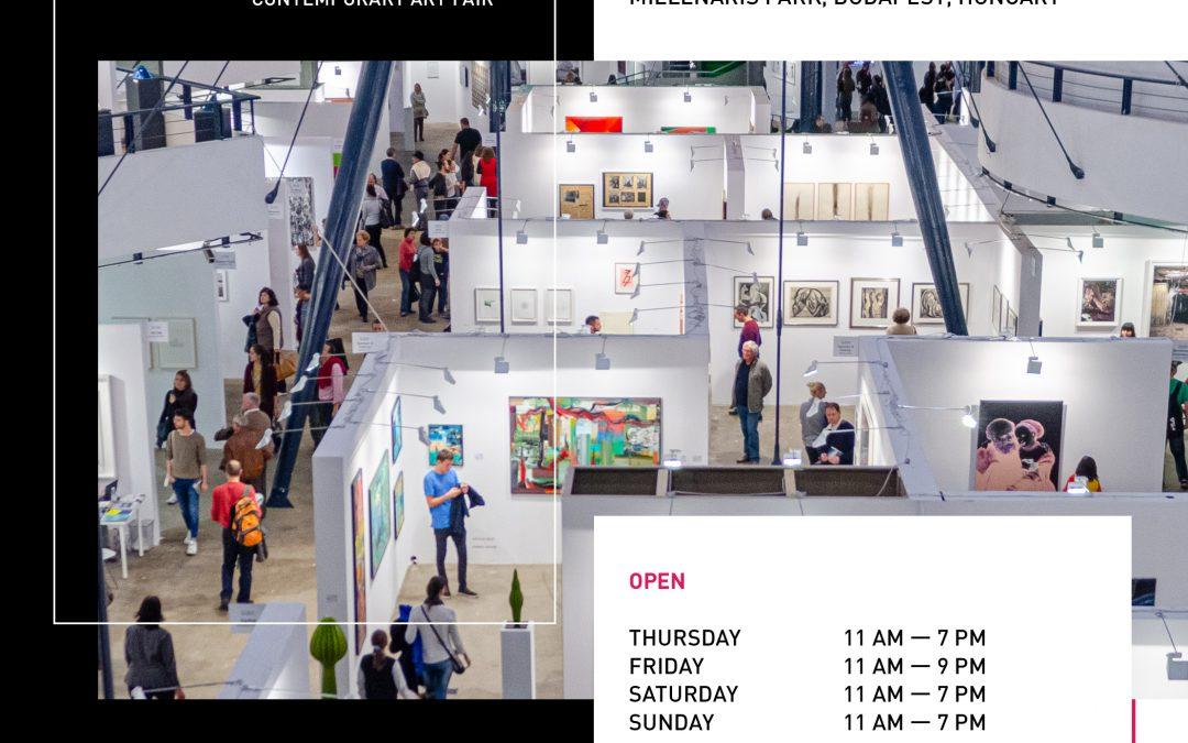 Galerija Bel Art na Sajmu umetnosti u Budimpešti