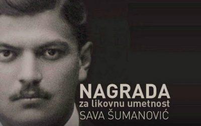 """DODELA   22. NAGRADE """"SAVA ŠUMANOVIĆ"""" ZA LIKOVNU UMETNOST"""