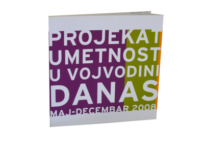 Projekat umetnost u Vojvodini danas