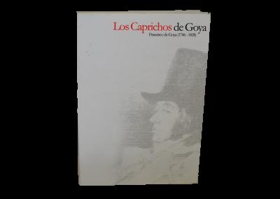 Los Caprichos de Goya : Francisco de Goya (1746-1828)
